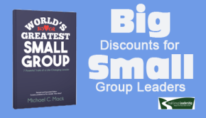 World's Greatest Small Group