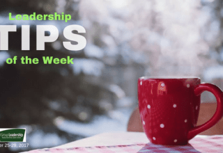 Leadership TIPS ofthe Week