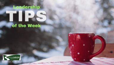 Leadership TIPS ofthe Week