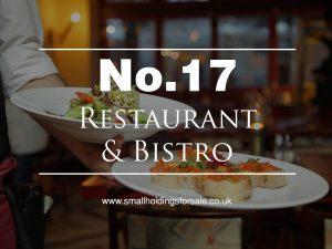 Restaurant and Bistro Smallholding