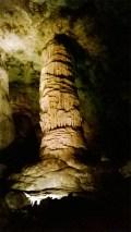 Carlsbad Caverns - Giant Column