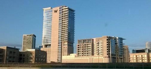 W Hotel, Victory Park, Dallas