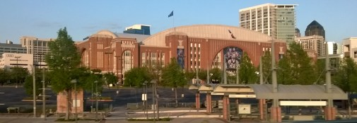 American Airline Center, Victory Park, Dallas