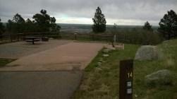 Cheyenne Mountain State Park Site #14
