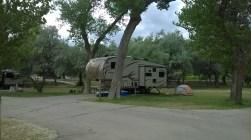Green River State Park, UT site #4