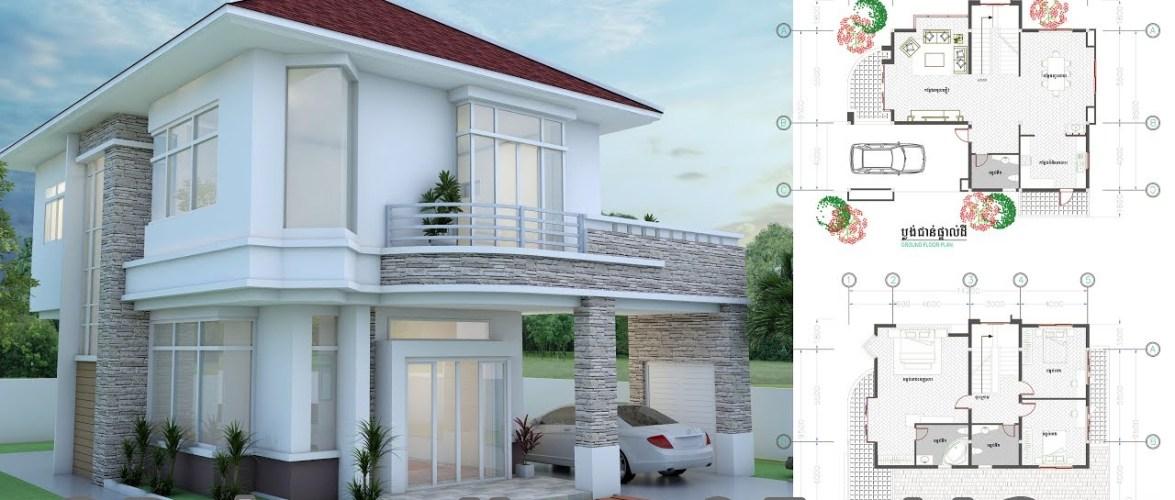 Home Plans 9.5x14M 31X46F