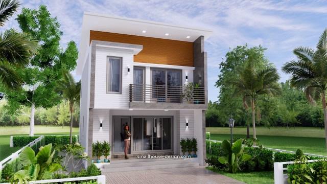 House Idea 6x8.5 PDF Full Plans 1