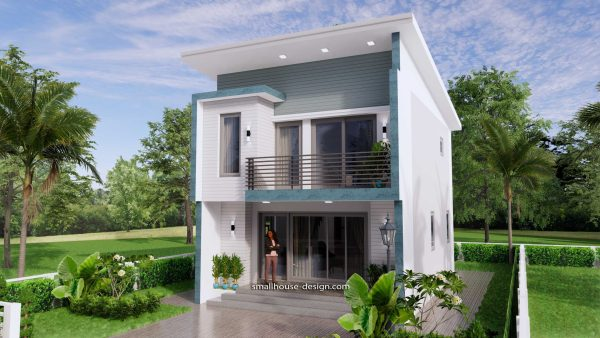House Idea 6x8.5 PDF Full Plans 3