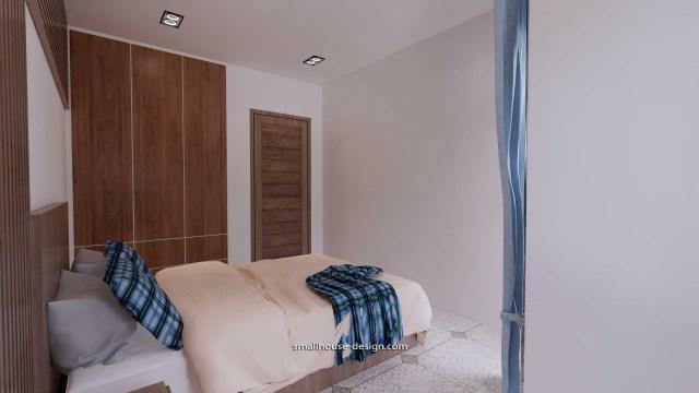 House Idea 6x8.5 PDF Full Plans Interior Kid Bedroom 2