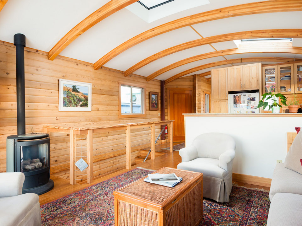 Sausalito Houseboat What Dreams Are Made Of