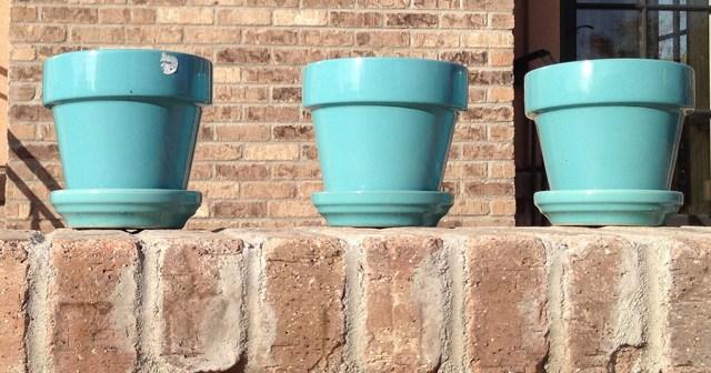 Turquoise Pots Denver CO