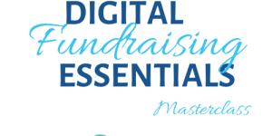 Digital fundraising webinar