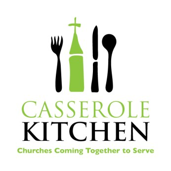 Casserole Kitchen Logo Development