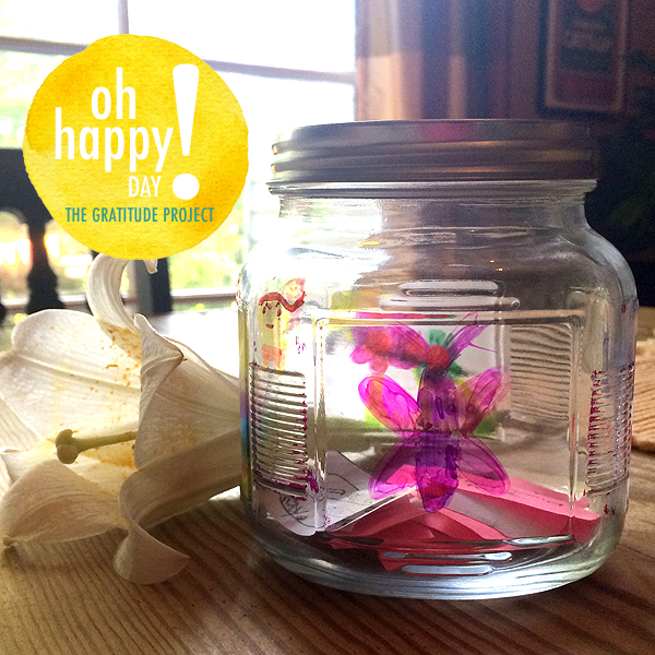 oh happy day . The Summer Jar