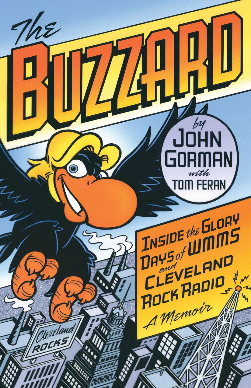 The Buzzard book cover