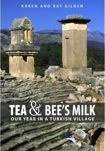 Tea and Bee's Milk Cover