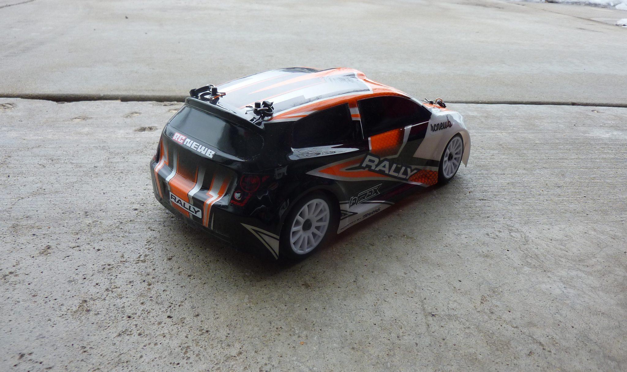 First Drive: LaTrax Rally [Video]