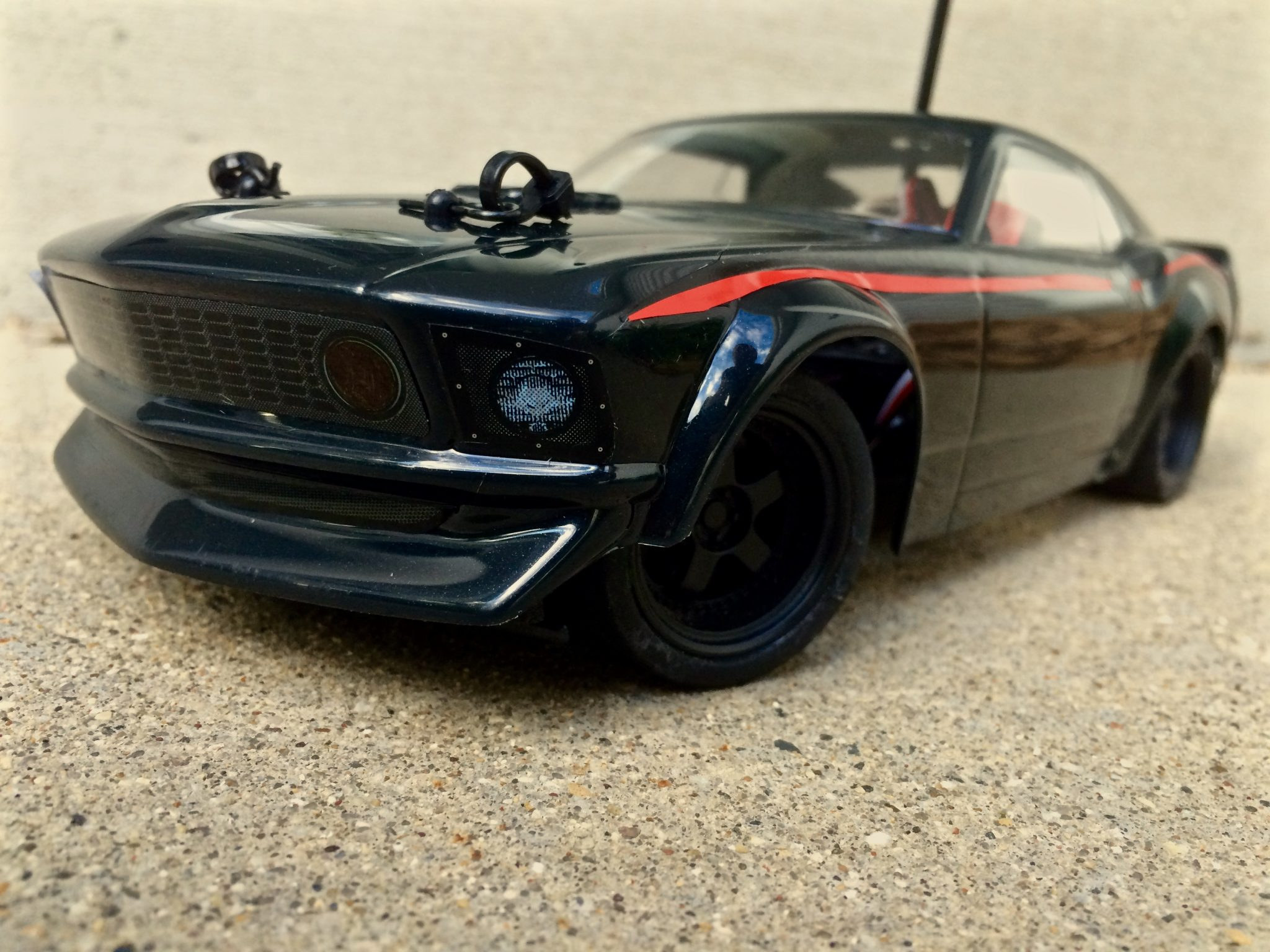 My Little Pony: Giving an HPI Micro RS4 a New Look