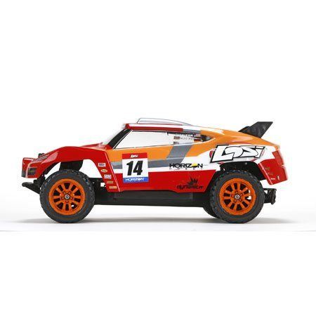 Losi 1:14 Mini 4WD Desert Truck Side