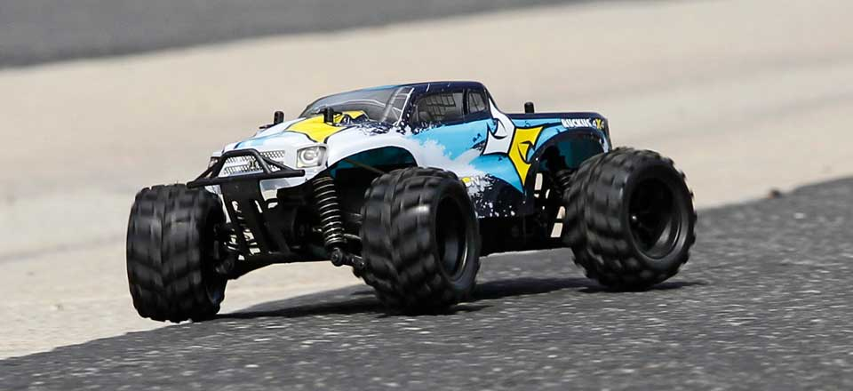 One Small Stomper: ECX Shrinks Down the Ruckus Monster Truck