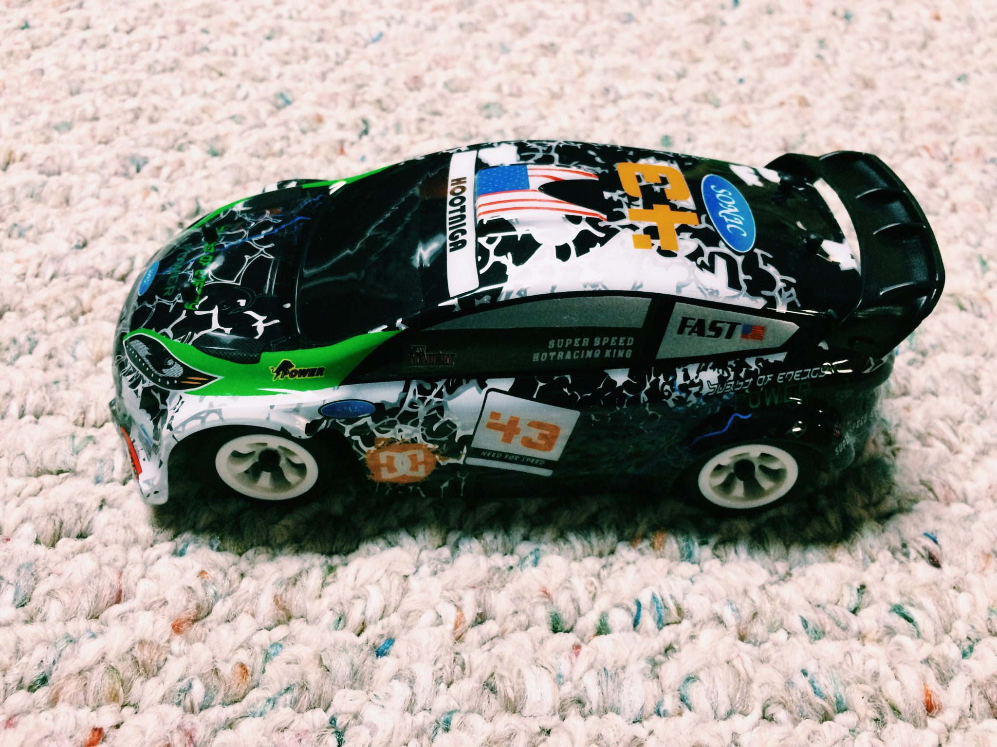 Indoor Bashing with the WLToys K989 R/C Rally Car [Video]