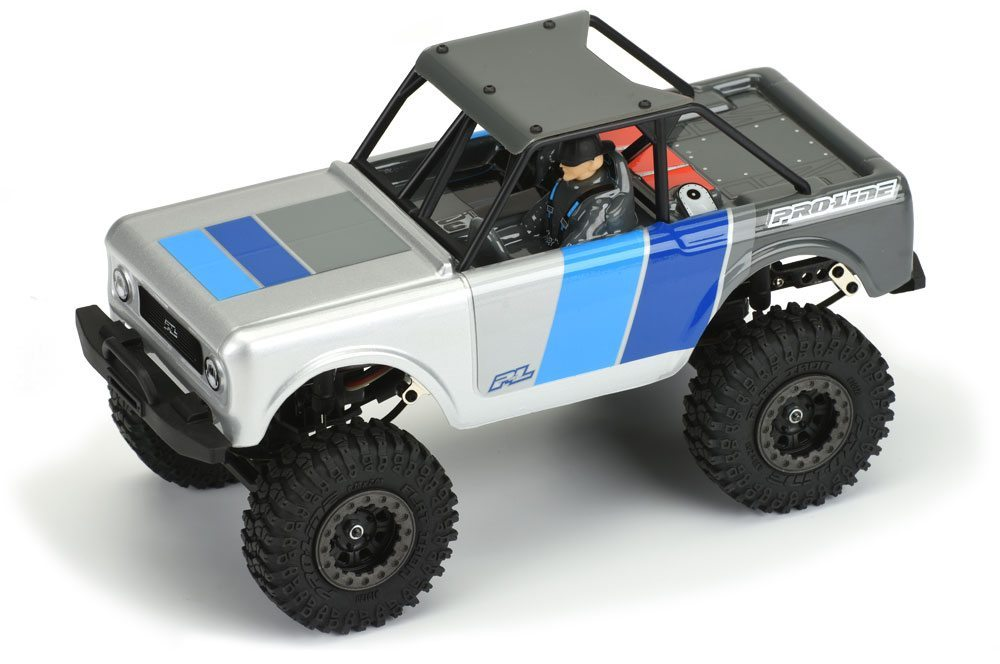 Pro-Line's Small-Scale 1/25 Ambush 4×4 Truck