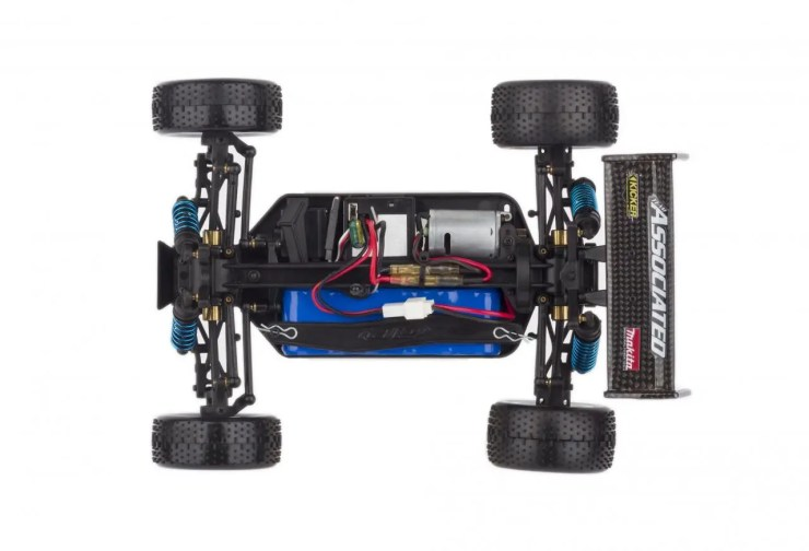 Team Associated Reflex 1-18 Buggy Chassis
