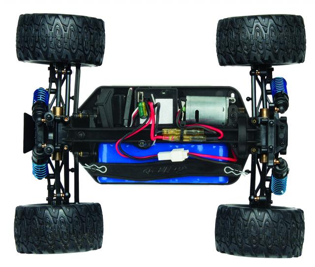 Team Associated Rival Chassis
