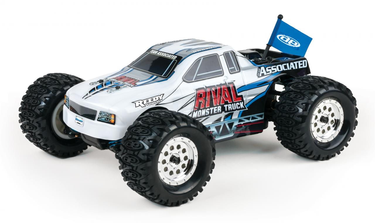 Team Associated Rival 1/18 4W Monster Truck