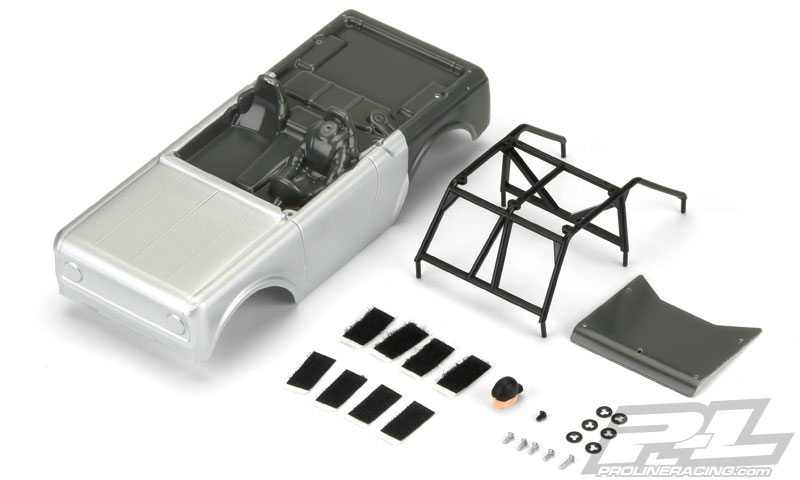 Replacement Parts Now Available for the Pro-Line Ambush 4×4