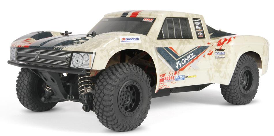 Axial Yeti Jr. SCORE 1/18 Trophy Truck