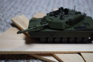 Kyosho Pocket Armour 1/60 R/C Tank: The Review