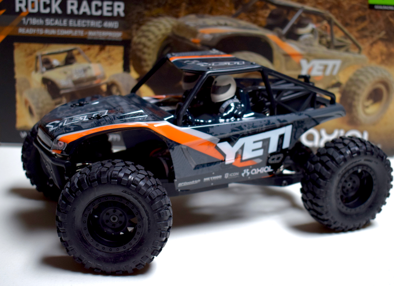 First Impressions: Axial Yeti Jr. Rock Racer