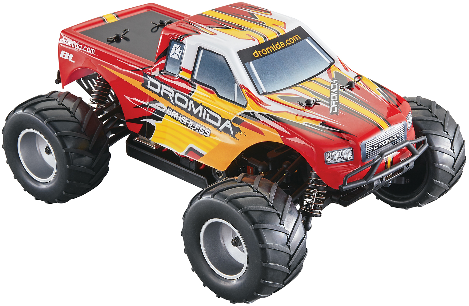 """Snap Up this """"Hobby Monday"""" Deal on the Dromida BL Monster Truck"""
