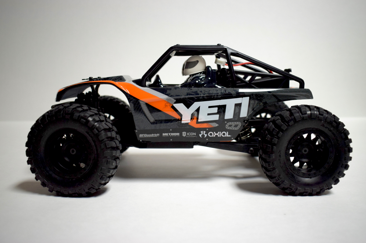 Upgrades and Hop-Ups for the Axial Yeti Jr. (Rock Racer & SCORE Trophy Truck)