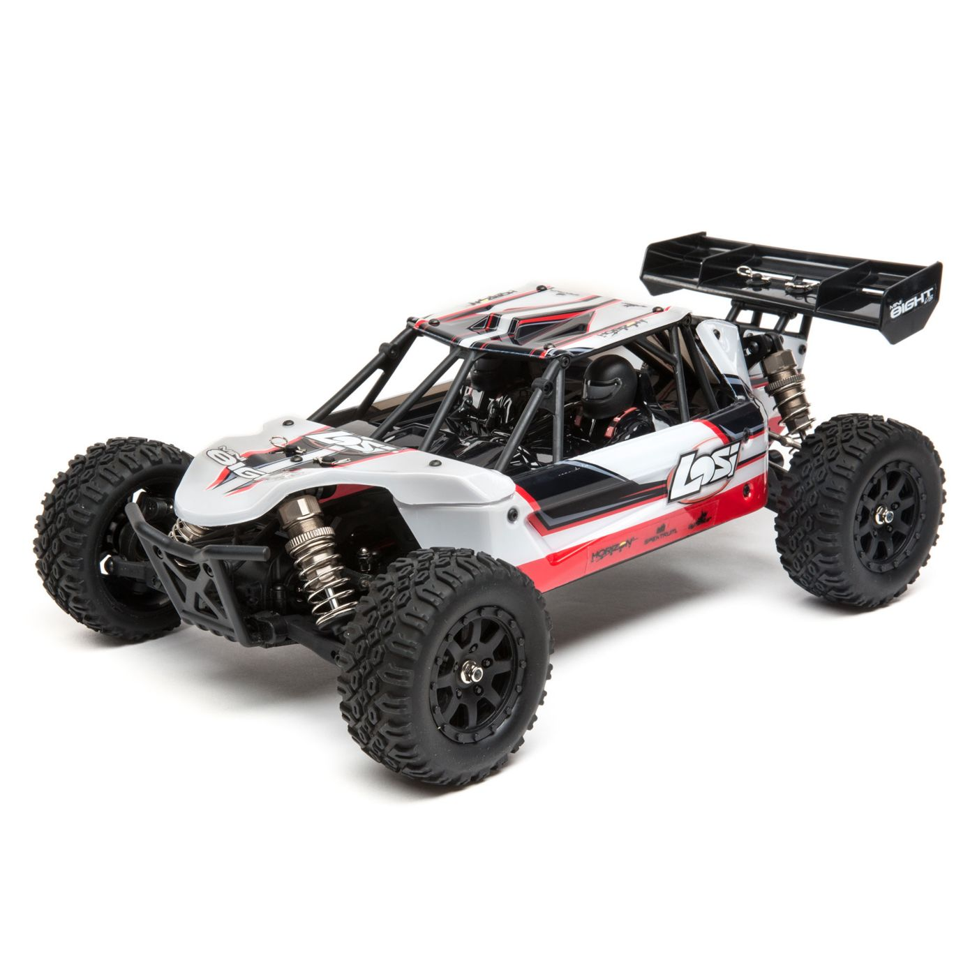Losi's Pint-sized Mini 8ight DB