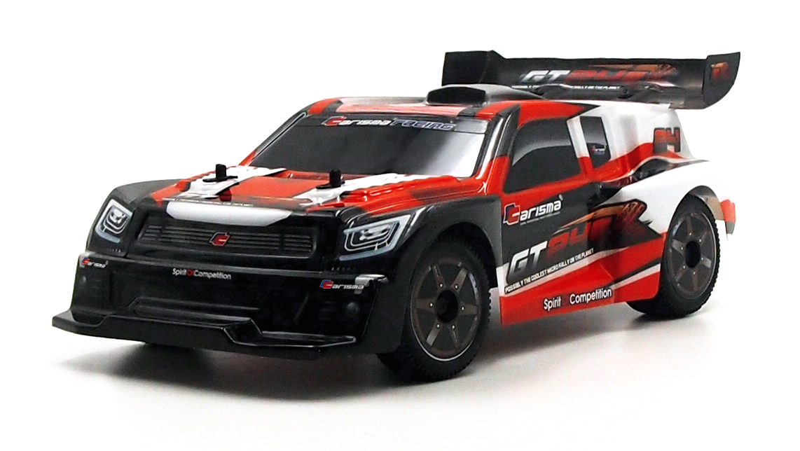 Score a Free Gift from Carisma with the Purchase of a GT24 R/C Car