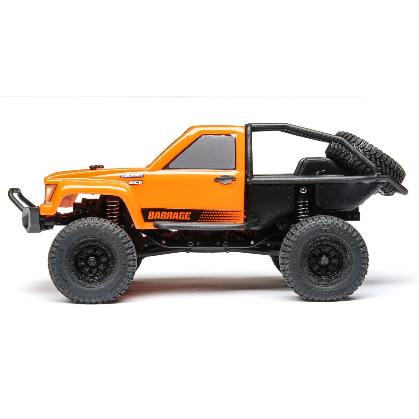 ECX Barrage 124 - Side