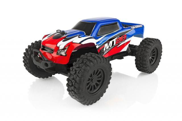 Team Associated's MT28 Micro R/C Monster Truck