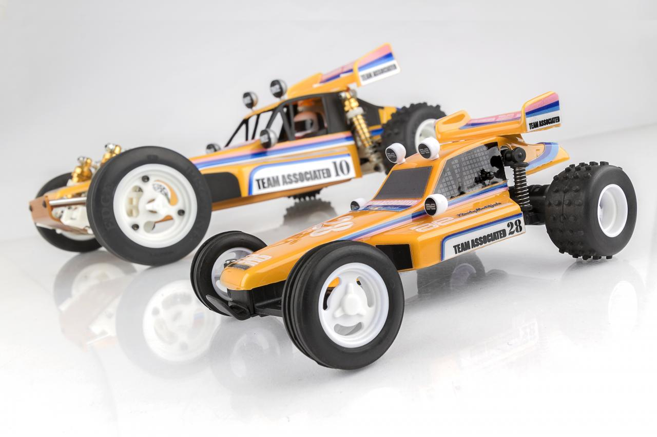 Team Associated RC28 - Mini and Original
