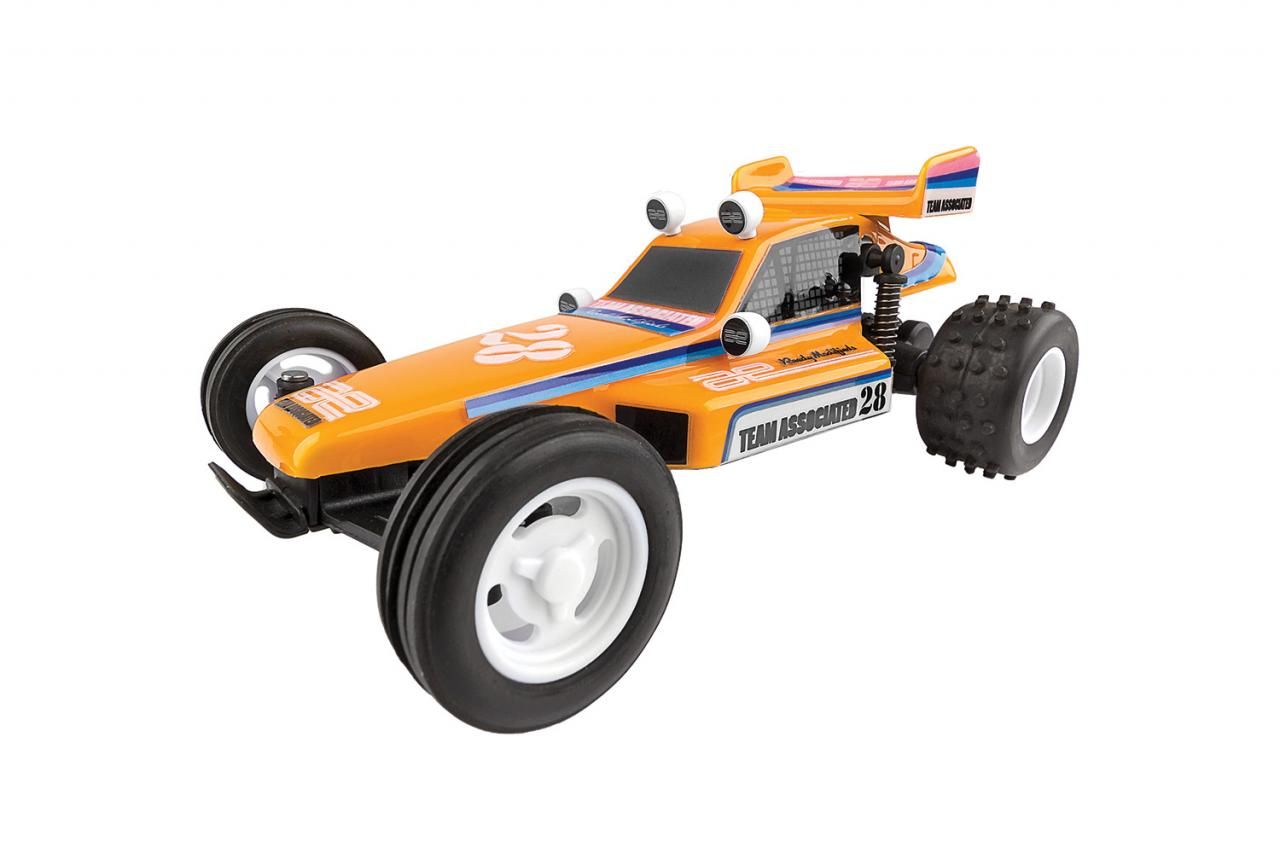 Team Associated's RC28 Retro-styled Micro Buggy
