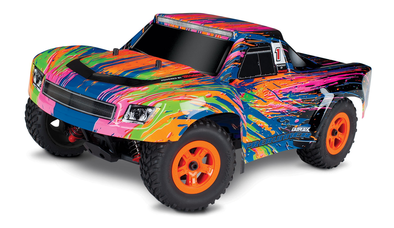 A New Graphics Option for the LaTrax Desert Prerunner 1/18 Off-road Truck