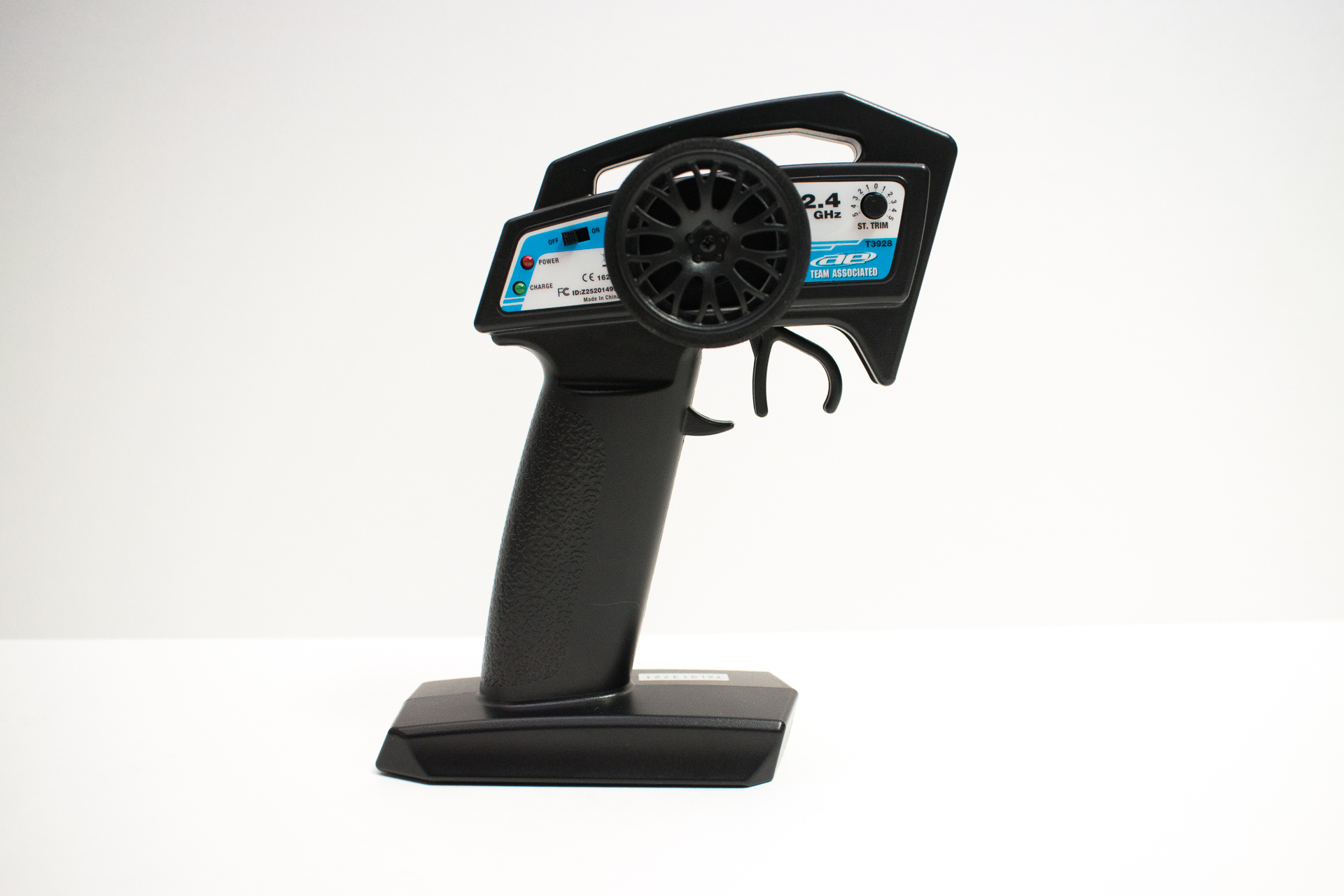 Team Associated RC28T Controller - Side
