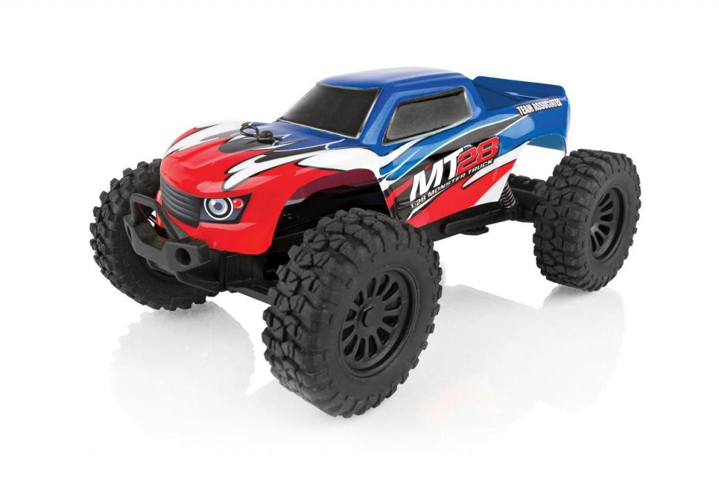 Team Associated Re-launches the MT28 Monster Truck