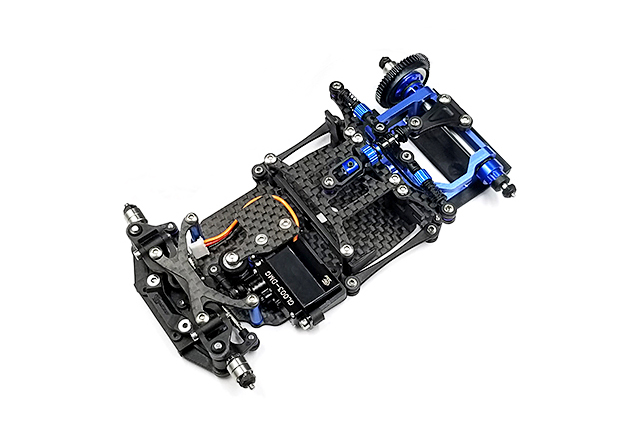 GL Racing Introduces the 1/27-scale GLR Chassis