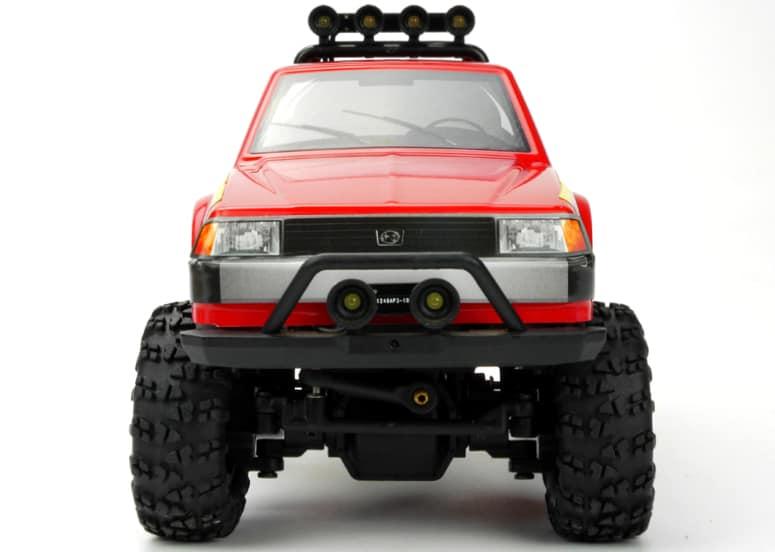 Carisma Scale Adventure Subaru Brat - Front