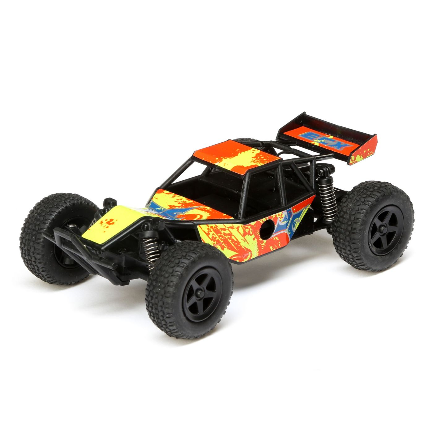 Small-scale Fun on the Go: ECX Micro Roost 1/28-scale Desert Buggy