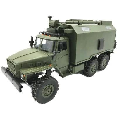 "WPL B36 ""Ural"" 1/16-scale 6×6 Military Truck"