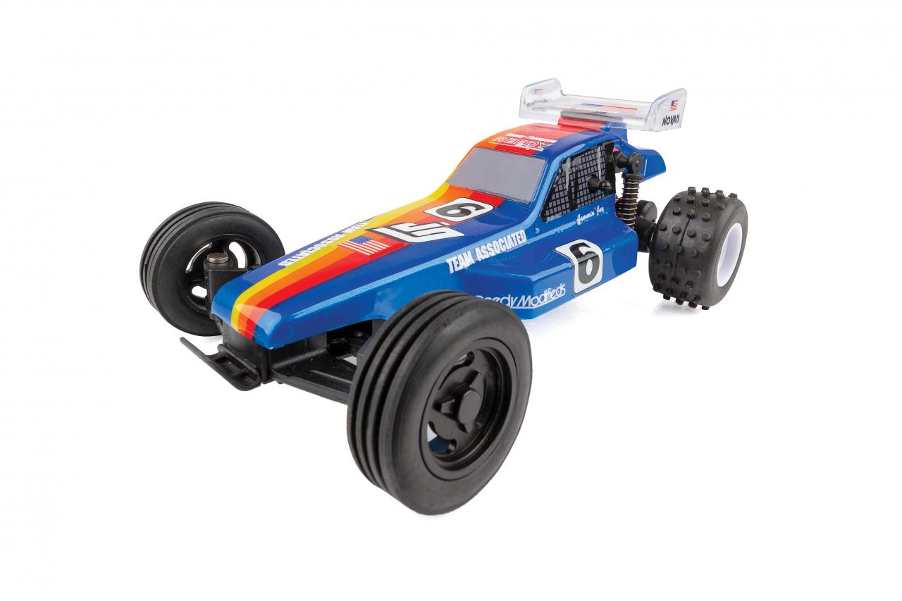 "Glory Days: Team Associated's ""Jammin' Jay Halsey"" RC28 Replica"