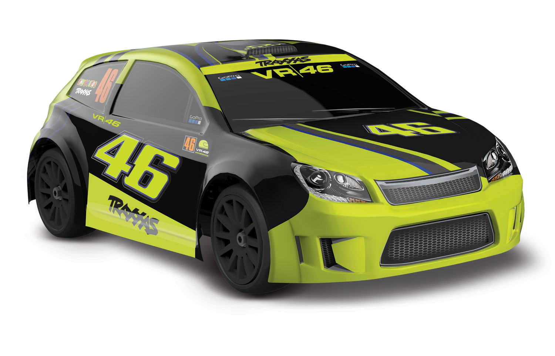 LaTrax Rally: Valentino Rossi Edition